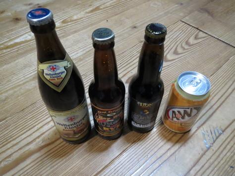 ビールとこごみ_a0157159_2335851.jpg
