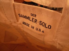 "\""Der SAMMLER solo × TheThreeRobbers COAL BAG S MAGIC POCKET/ORDER\""ってこんなこと。_c0140560_10533972.jpg"