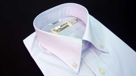 お客様のシャツ トーマスメイソン200/2_a0110103_20443155.jpg