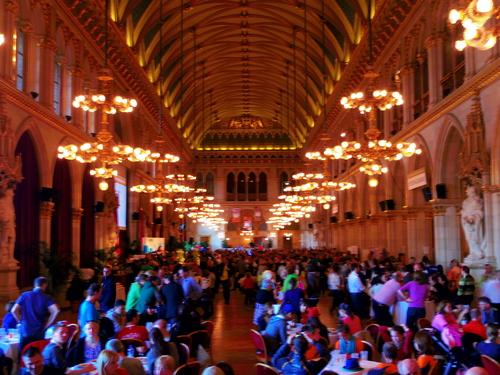 ウィーン&ロンドンへの旅(1)―ウィーンシティハーフマラソン_e0123104_8124247.jpg