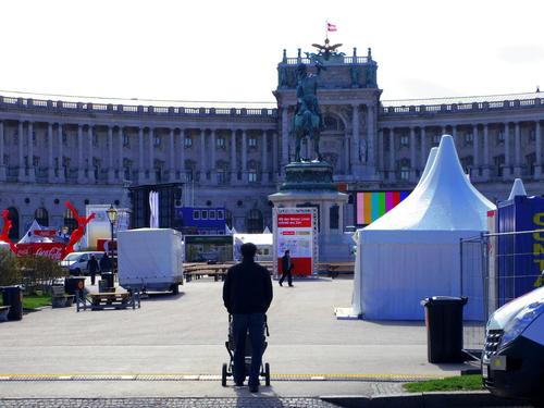 ウィーン&ロンドンへの旅(1)―ウィーンシティハーフマラソン_e0123104_831648.jpg