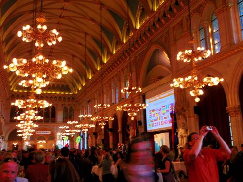 ウィーン&ロンドンへの旅(1)―ウィーンシティハーフマラソン_e0123104_853647.jpg