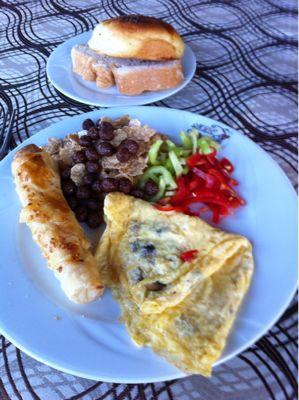 朝食バイキング_d0235108_1232774.jpg