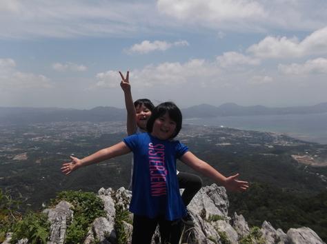 山登り_f0213709_1128942.jpg