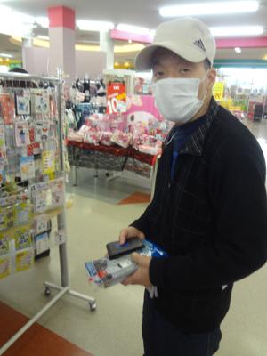 幸せの黄色いレシートキャンペーン&買い物外出!_a0154110_1635291.jpg