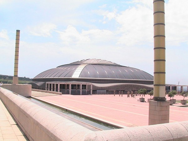 Palau Sant Jordiのエコロジー展_b0064411_532767.jpg