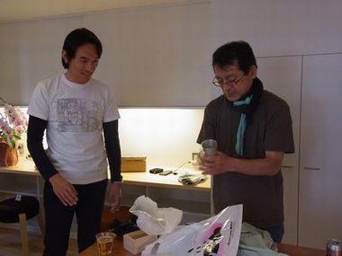 i-works柴モデル、竣工パーティー!!_a0059217_1503883.jpg