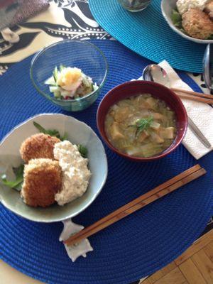 春の野菜とお料理達_f0095325_95238.jpg