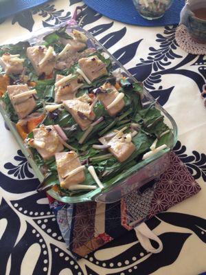 春の野菜とお料理達_f0095325_952547.jpg