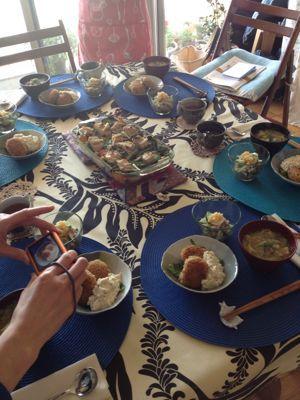春の野菜とお料理達_f0095325_95275.jpg