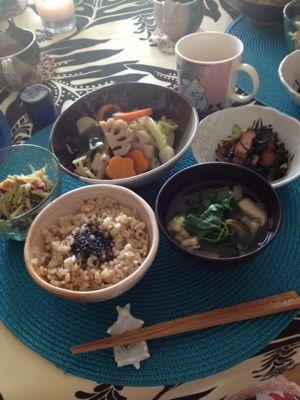 春の野菜とお料理達_f0095325_953083.jpg
