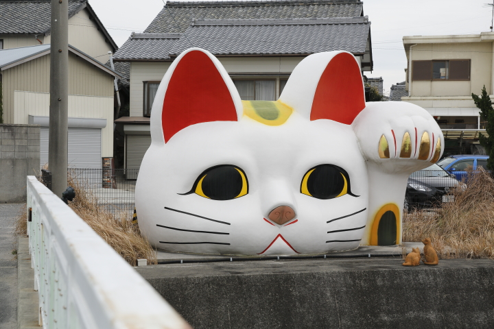 常滑撮歩 【見守り猫「とこにゃん」~】_f0253927_9194064.jpg