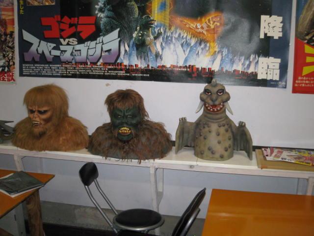 怪獣市場&怪獣酒場総進撃レポート_a0093332_1983661.jpg