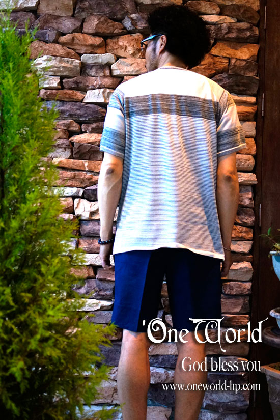 Summer knit × Tee_a0155932_20203053.jpg