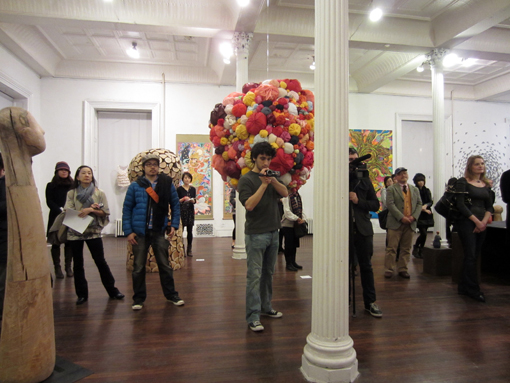 JART3rd @NY Report2/ GalleryA,GalleryB,Theater_c0096440_16375860.jpg