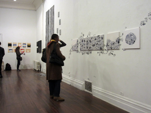 JART3rd @NY Report2/ GalleryA,GalleryB,Theater_c0096440_16382662.jpg