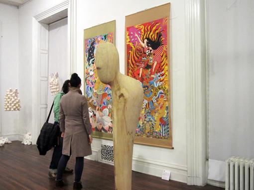 JART3rd @NY Report2/ GalleryA,GalleryB,Theater_c0096440_16515478.jpg