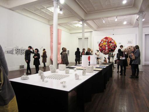 JART3rd @NY Report2/ GalleryA,GalleryB,Theater_c0096440_1653438.jpg