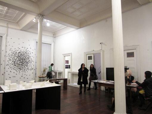 JART3rd @NY Report2/ GalleryA,GalleryB,Theater_c0096440_1653980.jpg