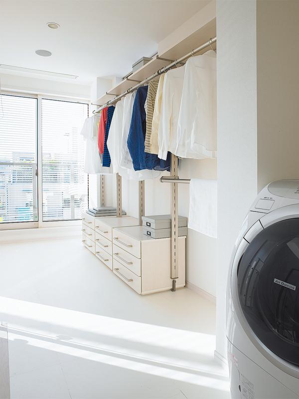 洗濯物干し_e0264942_19275425.jpg
