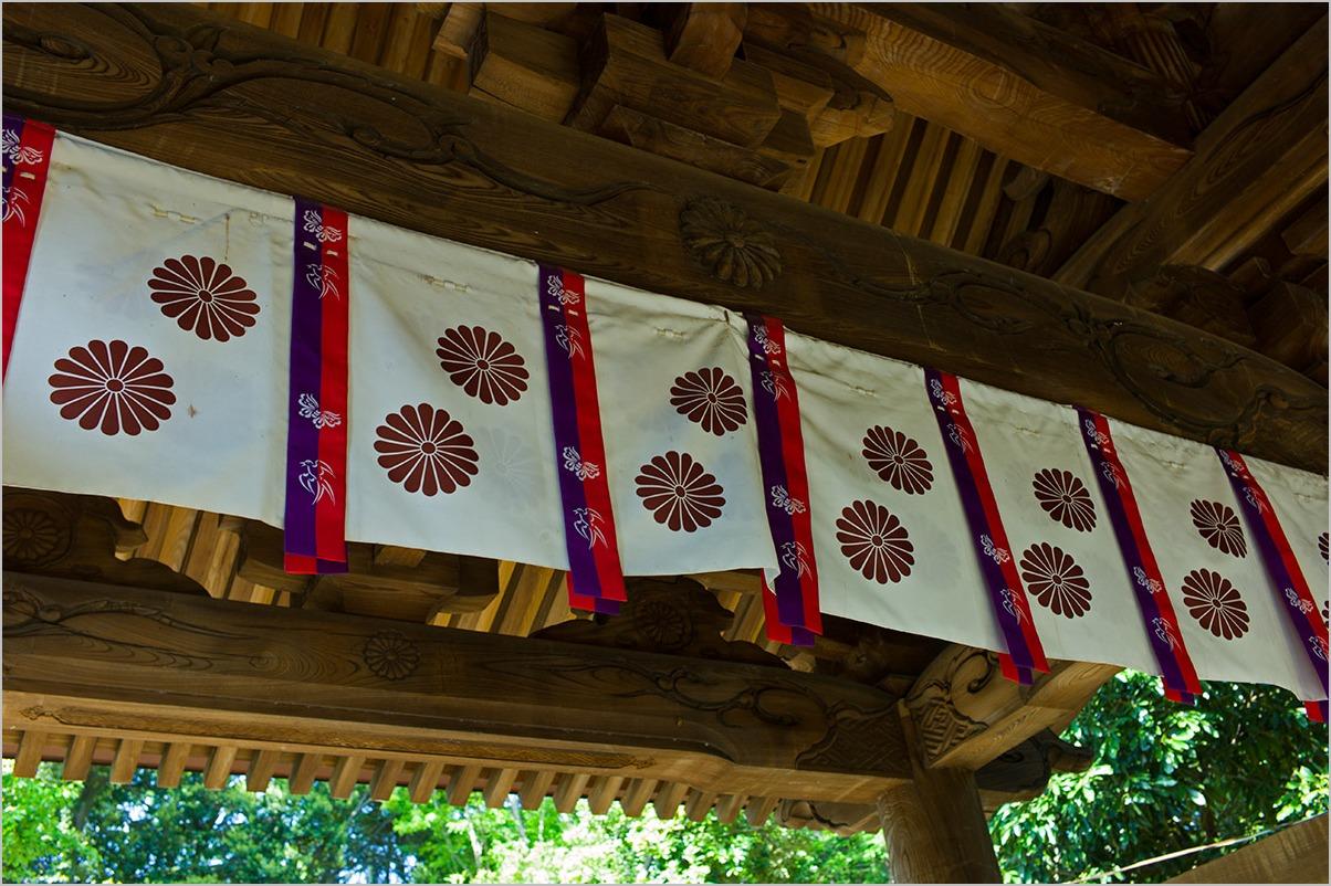 八幡神社_神門_a0261169_1813106.jpg