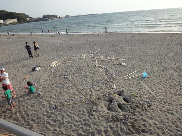 4月29日(月)海からの詩(第31回)& GWの逗子海岸_e0006772_21105967.jpg