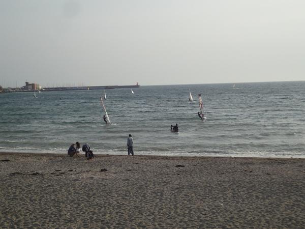 4月29日(月)海からの詩(第31回)& GWの逗子海岸_e0006772_21181852.jpg