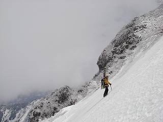焼山2400m(少し写真追加)_e0064783_21411953.jpg