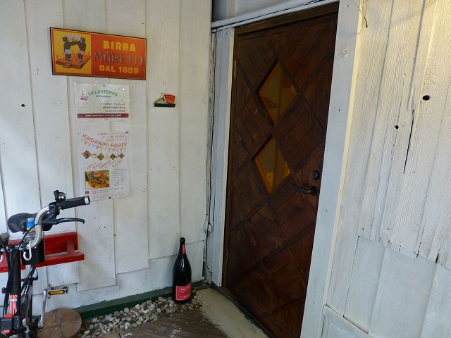 LA LANTERNA di Genova(ラ・ランテルナ・ディ・ジェノヴァ)中崎町_c0118393_837097.jpg