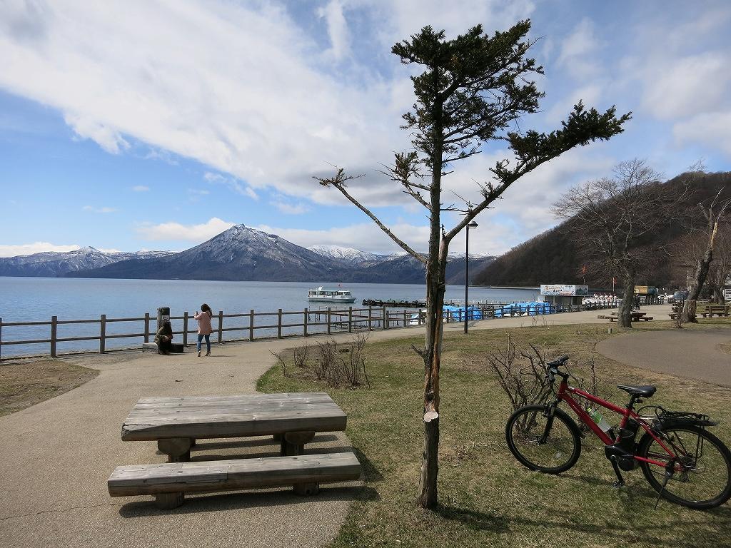 「ハリヤ」で支笏湖へ_f0138096_2103675.jpg