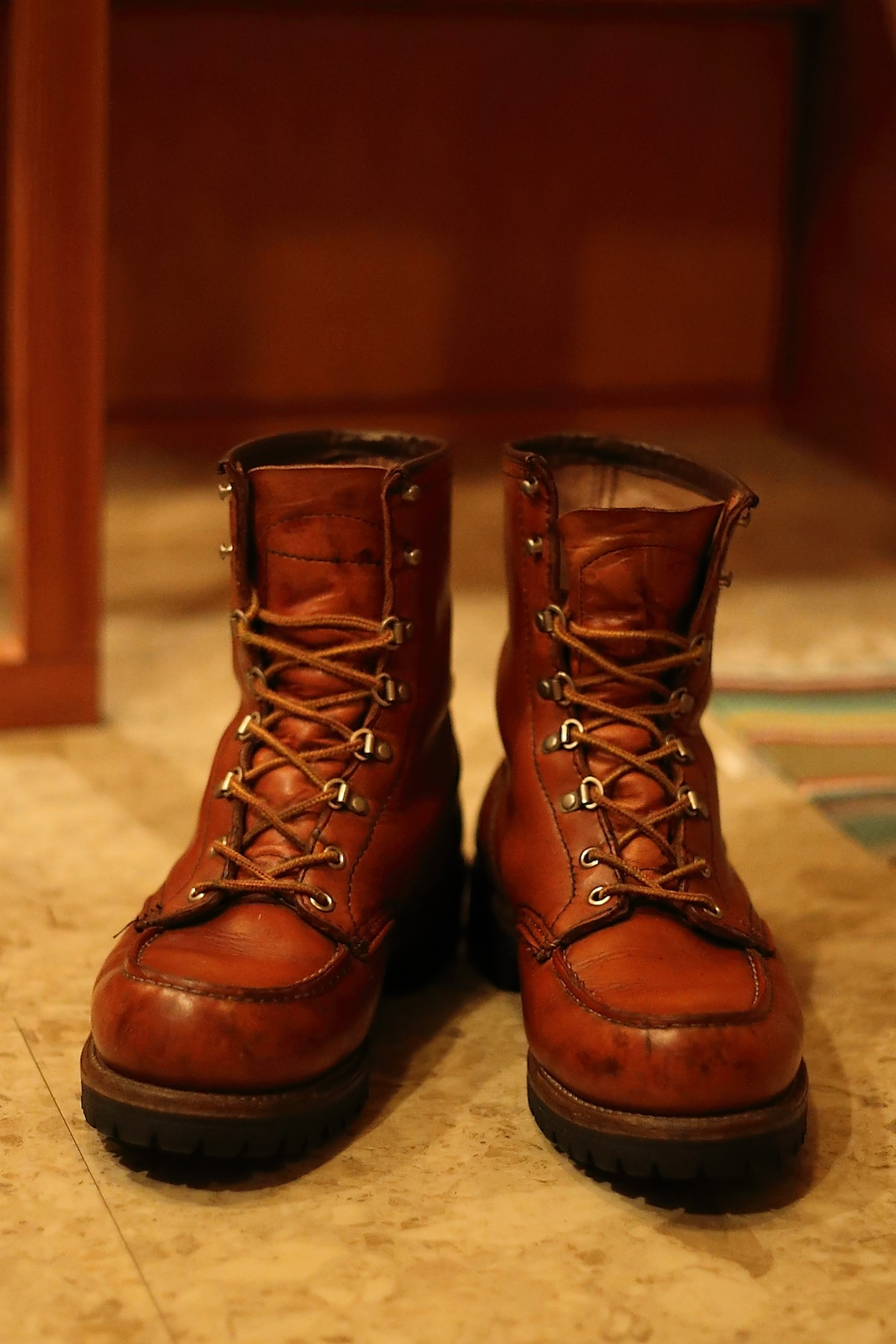 RED WING Irish Setter 855 レッドウイング_d0081605_3191955.jpg