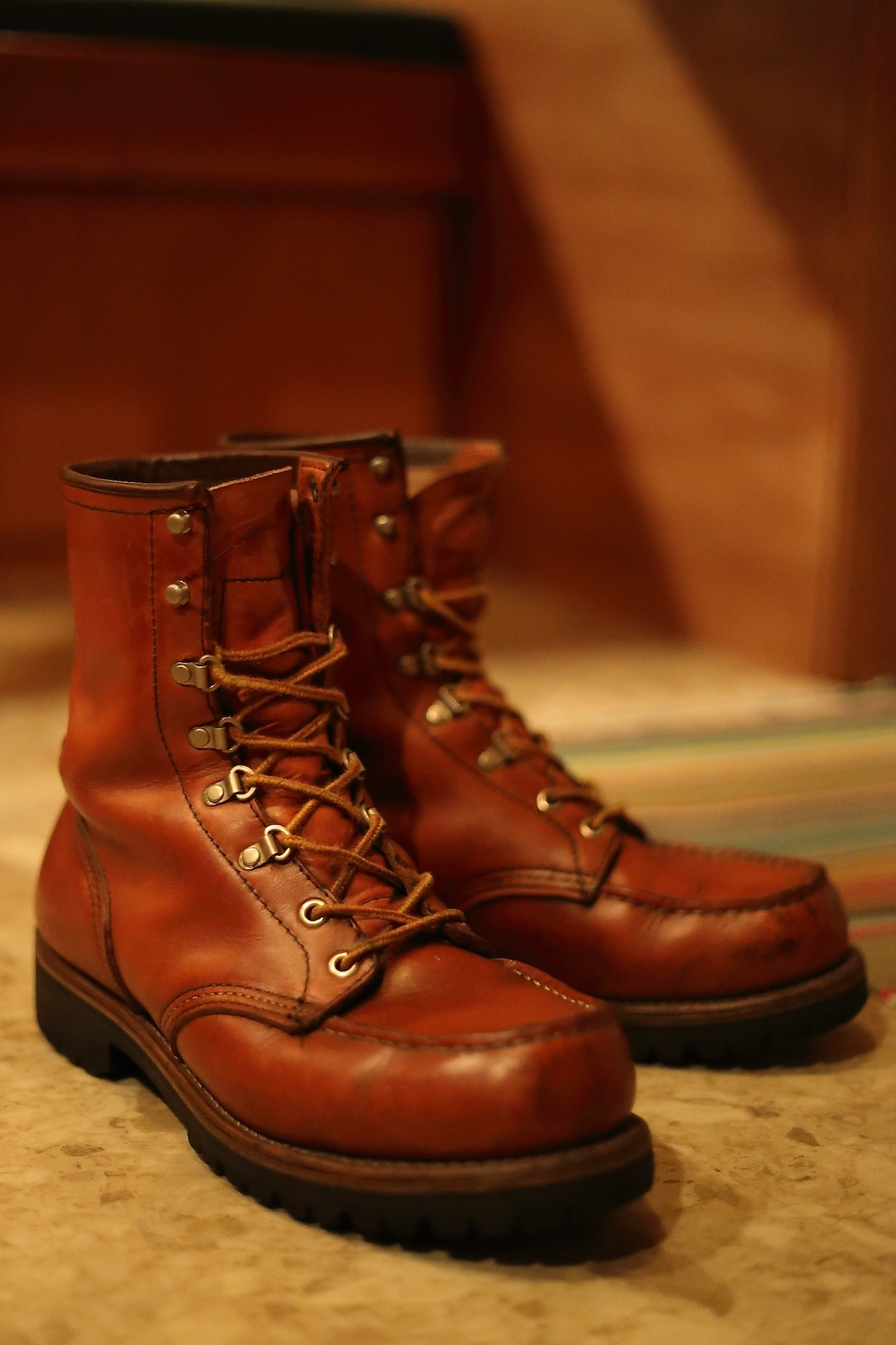 RED WING Irish Setter 855 レッドウイング_d0081605_3192190.jpg