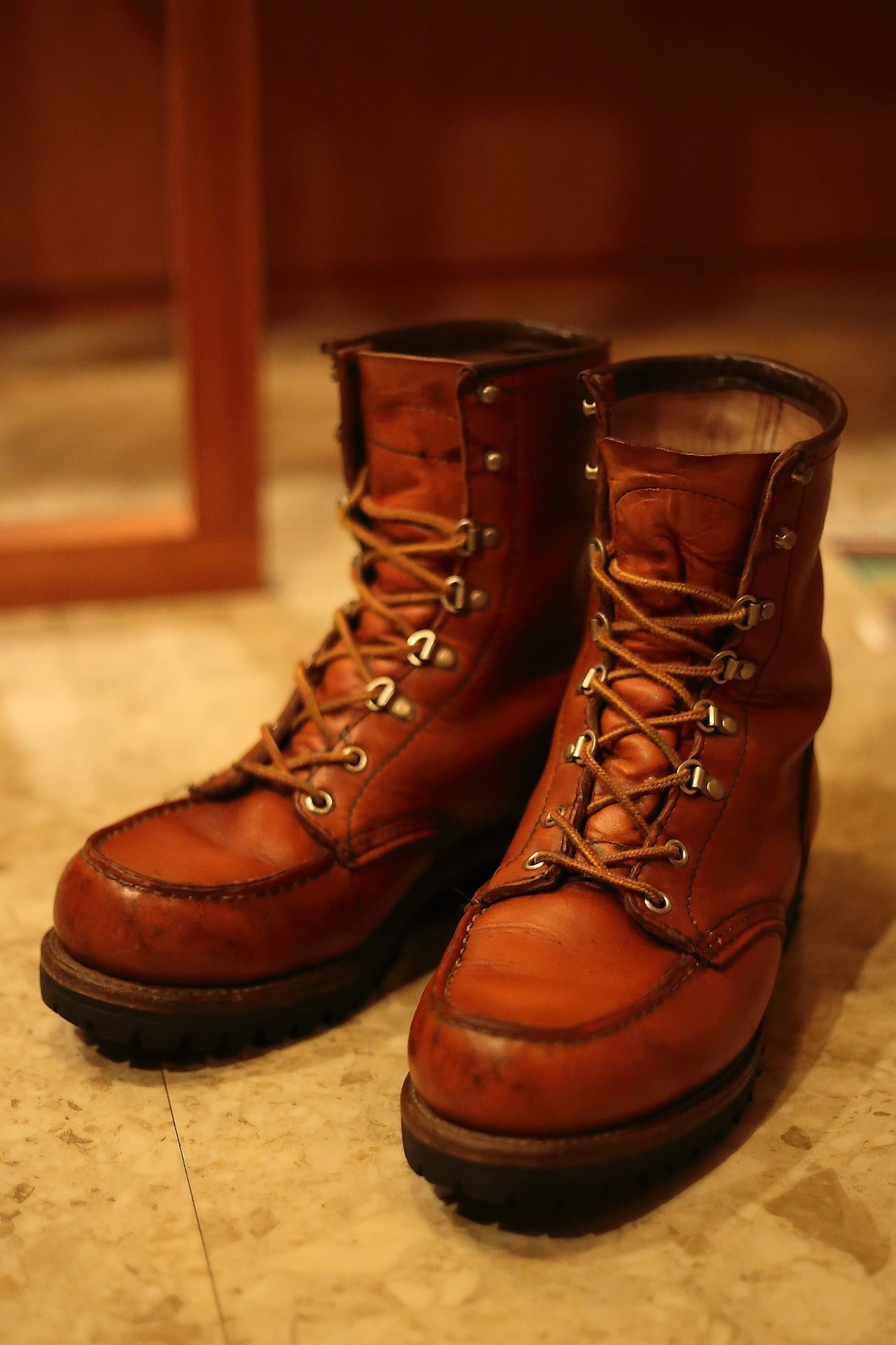 RED WING Irish Setter 855 レッドウイング_d0081605_319255.jpg