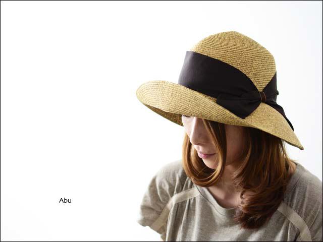 abu RIBBON HAT/リボンハット [NH-008]_f0051306_23405783.jpg