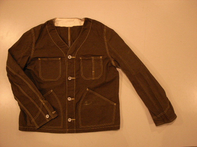 """TheThreeRobbers ENGINEER JACKET\""ってこんなこと。_c0140560_11275364.jpg"