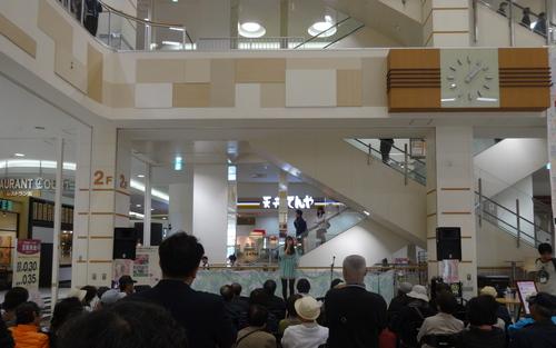 広島FMサンモールライブ、イオン八千代緑が丘ありがとう!_e0261371_14135088.jpg