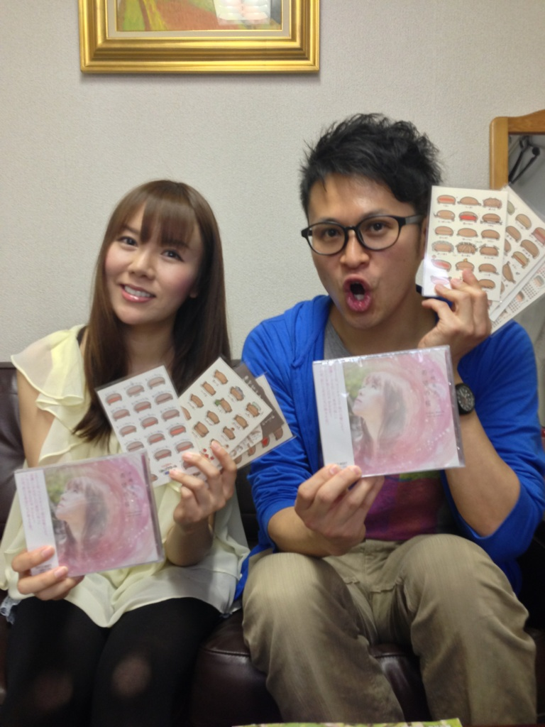 広島FMサンモールライブ、イオン八千代緑が丘ありがとう!_e0261371_1483252.jpg