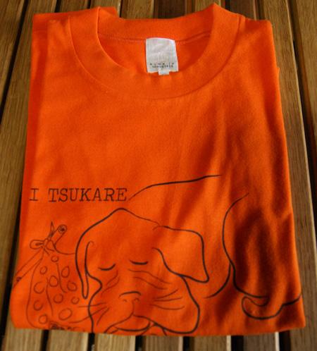 Tabitsukare T-Shirt_c0127476_7105190.jpg