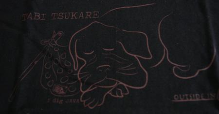 Tabitsukare T-Shirt_c0127476_7121725.jpg