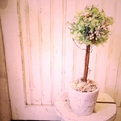 "Berry Bouquet \""アレンジメント教室""_c0134086_841136.jpg"
