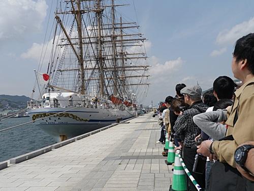 2013長崎帆船まつりとペンギン水族館 その2_b0175688_21461682.jpg