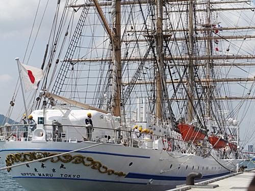 2013長崎帆船まつりとペンギン水族館 その2_b0175688_21473215.jpg