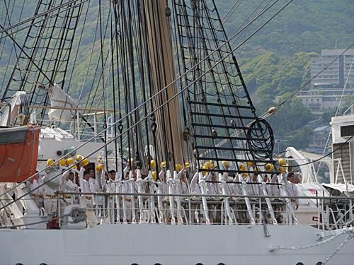 2013長崎帆船まつりとペンギン水族館 その2_b0175688_2213495.jpg