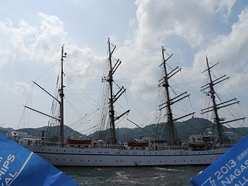 2013長崎帆船まつりとペンギン水族館 その2_b0175688_2214777.jpg