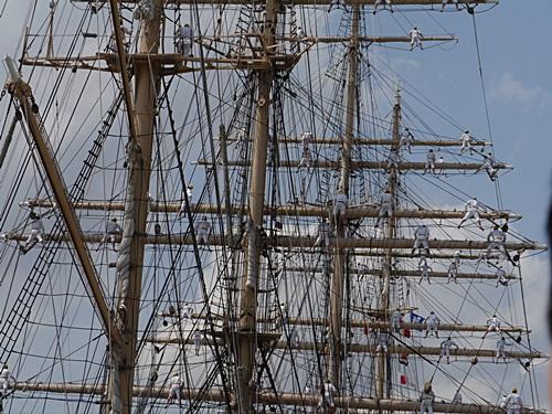 2013長崎帆船まつりとペンギン水族館 その2_b0175688_2232085.jpg