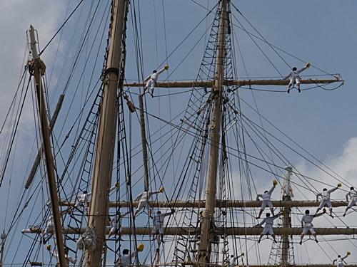 2013長崎帆船まつりとペンギン水族館 その2_b0175688_22322688.jpg