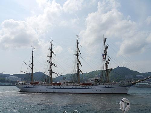 2013長崎帆船まつりとペンギン水族館 その2_b0175688_223850.jpg