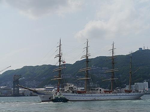 2013長崎帆船まつりとペンギン水族館 その2_b0175688_2255295.jpg
