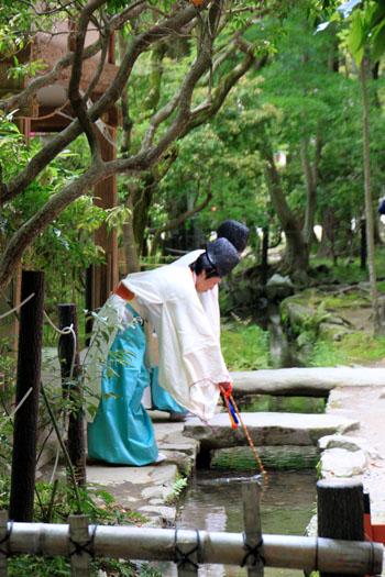 上賀茂神社 足そろえ式 祭の5月 2_e0048413_23202259.jpg