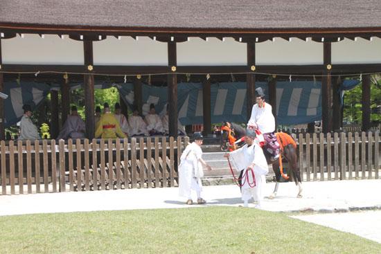 上賀茂神社 足そろえ式 祭の5月 2_e0048413_23205188.jpg